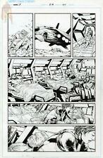 Weapon X issue 8 page 11  by Ibraim Roberson