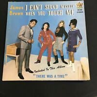 James Brown I Can't Stand When You Touch Me 1968 LP 1st Press KING 1030 - VG+