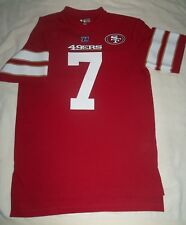 NFL : San Francisco 49ers Kaepernick Jersey Size Medium - New