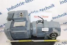 SEW 0,55 KW 110 min Getriebemotor WA37/TDRS71M4/MM05 Gearbox
