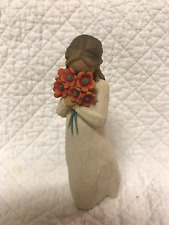 #27274 NIB Ornament Willow Tree by Susan Lordi Surrounded by Love