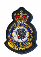 RAAF 76 Squadron Crest Patch - New