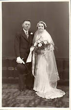 Blackburn photo. Wedding Couple by Leslie's Studios, 40 Bank Top, Blackburn.
