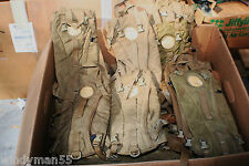 USMC COYOTE BROWN MOLLE HYDRATION CARRIER BRAND NEW MILITARY ISSUE