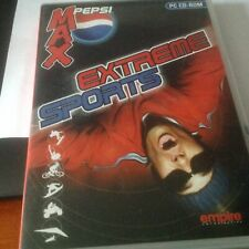 PC CD Rom Game- Pepsi Max Extreme Sports