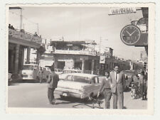 Egypt Street People Men EBEL Sign UNIVERSIAL Abstract Vintage Old Photo