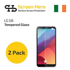 Tempered Glass (2 Pack) iPhone 4s LG G4 G5 G6 K10 Lumia 635 535 Xiaomi Mi Mix 2s