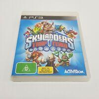 SKYLANDERS Trap Team PS3 Playstation 3 Video Game PAL