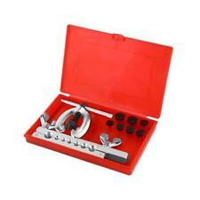 10 PCS/Box Double Flaring Brake Line Tool Kit Tubing Flare Pipe Car Truck Set