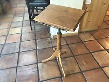 Vintage Antique Music Stand Adjustable