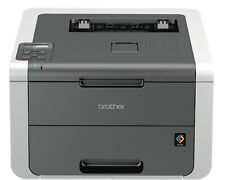 Brother Hl-3140cw A4 Colour Laser Printer Compatible Toners
