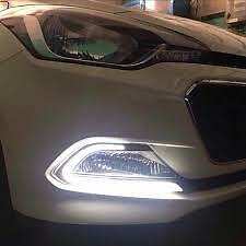 Premium Quality Lamp NEON TUBE Day Running light for Hyundai i20 Elite