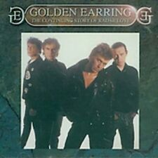 Continuing Story Of Radar Love - Golden Earring (2001, CD NIEUW)