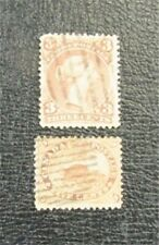 nystamps Canada Stamp # 15,25 Used $83   J22x1874