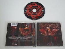 KREATOR/OUTKAST(GUN 140+BMG-DRAKKAR 7 4321 45262 2) CD ALBUM