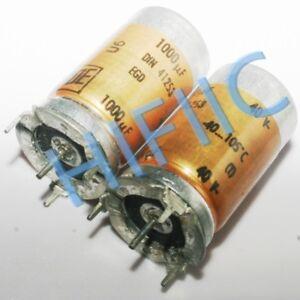 2PCS ROE DIN 41253 1000UF 40V filter capacitor,