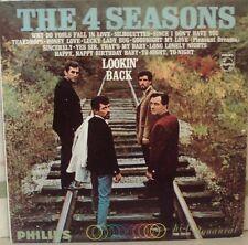 The 4 Seasons, Lookin' Back. Great 12 inch vinyl record.