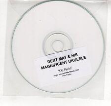 (GP319) Dent May & His Magnificent Ukulele,  Oh Paris! - 2009 DJ CD