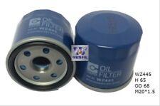 WESFIL OIL FILTER FOR Nissan X-Trail 2.5L 2007 10/07-02/14 WZ445