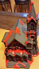 Blood Church Spooky Halloween Scary Decoration Horror Pagan