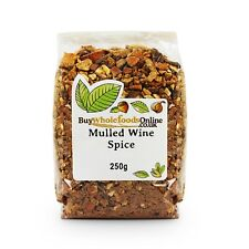 Mulled Wine Spice 250g | Buy Whole Foods Online | Free UK P&P