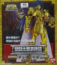 New Bandai Saint Cloth Myth Gemini Saga & Pope Ares