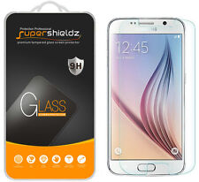 Supershieldz Tempered Glass Screen Protector Saver Shield For Samsung Galaxy S6
