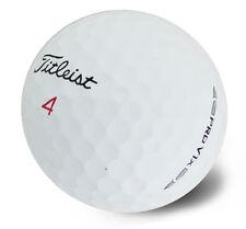 50 Near Mint Titleist Pro V1X 2016 Used Golf Balls AAAA + Free Tees