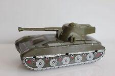 Ancien Char d'assaut AMX-J Montblanc tole tank Mont Blanc