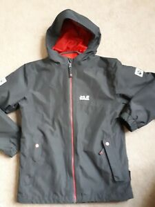 Authentic Jack Wolfskin Texapore 3 In 1 System jacket height 140 cm