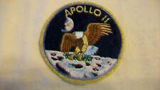 Vintage Apollo 11 Eagle Landing Pocket Patch