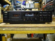 Akai DX-49 Cassette Deck (Good Condition)