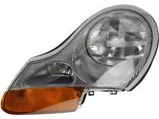 For 1997-2002 Porsche Boxster Headlight Assembly Left Marelli 52696SJ 1998 1999