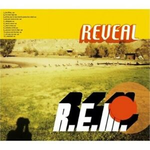 R.E.M - REVEAL - SPECIAL EDITION - 2 DISC SET - CD & DVD - 2005 - FREE UK POST