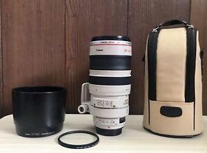 Canon EF 100-400mm f/4.5-5.6 l is usm zoom lens *see details*