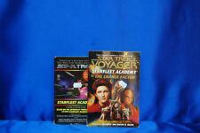 Star Trek: StarFleet Academy (Paperback, 1997) , StarFleet Academy Voyager # 2