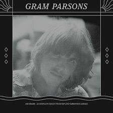 GRAM PARSONS Alternate Serve Da GP E Grievous Angel RSD 180g vinile 2LP NUOVO