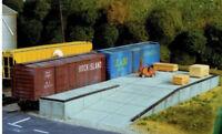 Modular Loading Docks HO 1:87 SCALE LAYOUT DIORAMA PIKESTUFF RIX 17