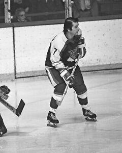 1977 New York Rangers ROD GILBERT Glossy 8x10 Hockey Photo Print Poster HOF 82