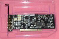 ASUS Xonar D1/A PCI 7.1 Audio Internal Sound Card For SFF / Slim PC's