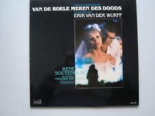 ERIK VAN DER WURFF - VAN DE KOELE MEREN DES DOODS - LP