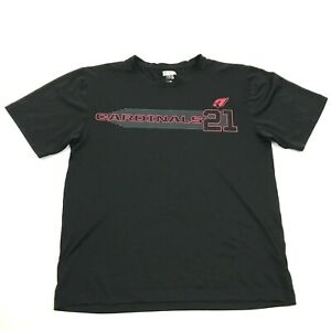NFL Team Apparel Arizona Cardinals Patrick Peterson Dry Fit Shirt Size M 2-Sided