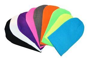 Slouch Beanie Hats Large Plain Woolly Hat Bulk Wholesale Clearance