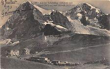BR36721 Klaine Scheideggm mit eiger     Switzerland