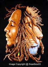 Indian Mandala Tapestry Wall Hanging Hippie Bedspread Bohemian Bob marley Poster