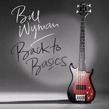 Bill Wyman Back to Basics CD 12 Track (prpcd125) European Ripple 2015