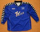 2000 - 2001 Hamburger SV Third Shirt by Fila, #18 Maul, Adult XXL, Bundesliga
