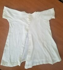 Vintage Freitag Baby Gown-yellow-good condition-used
