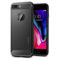 Spigen Rugged Armor Bumper Case for iPhone 8 Plus - Black