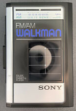 Sony Walkman WM-F41 Vintage Stereo Cassette Player & AM/FM Radio Tested